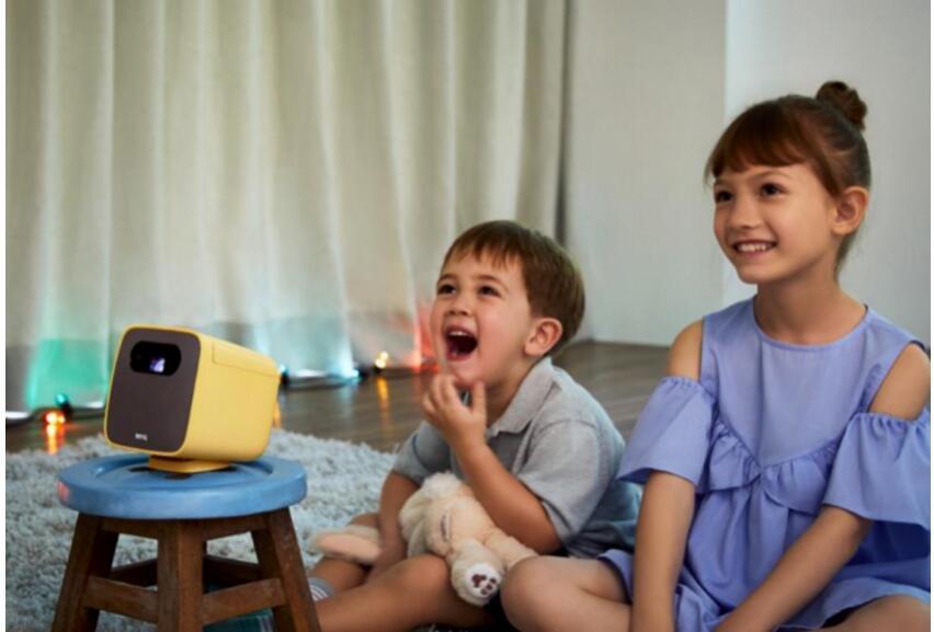 明基智能爱眼投影机GS2上市 开启高质量亲子陪伴
