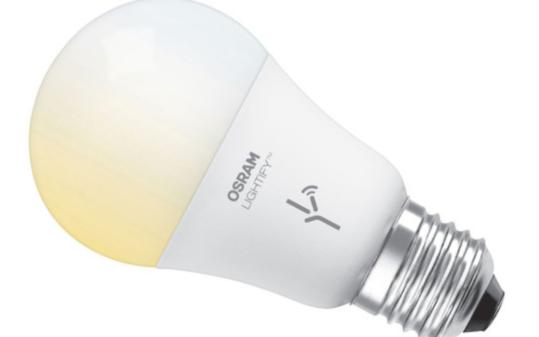 欧司朗的Lightify智能灯泡的云服务要关闭了