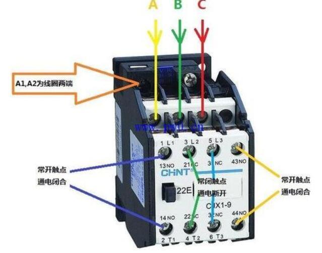 交流接触器选大了会怎样_交流接触器声音大怎么处理