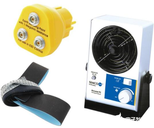 e絡盟推出全面的防靜電產品 保護電子元器件免受靜電放電損壞