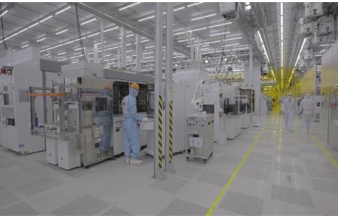 三星高端存储芯片二期一阶段下线,二阶段预计2021年上半年建成投产