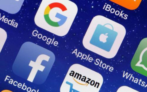 英国宣布对Facebook谷歌亚马逊征收2%数字税