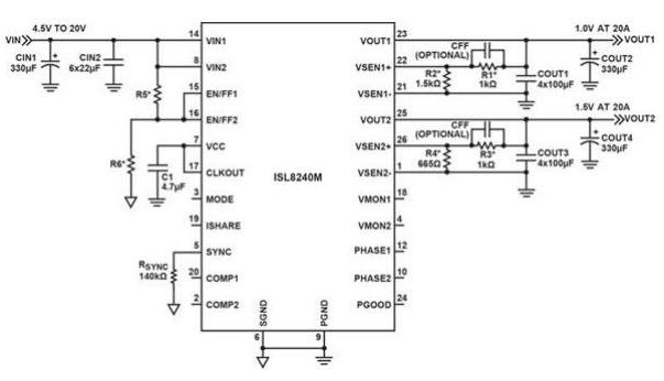 如何采用多层PCB布局的方法来提高电源模块的散热性能