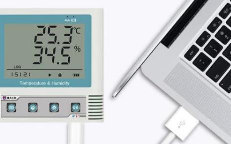 USB型温湿度记录仪的典型应用案例分析