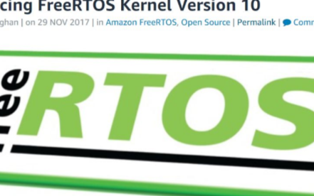 谈谈FreeRTOS_V 10版本