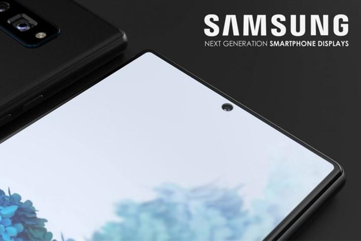 三星申请Samsung PIFF的商标,是全新的屏幕类型?