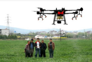 今年春季农业生产的植保无人机将会投入超过3万台