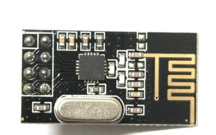 nRF24L01单片无线收发器芯片的硬件参考资料合集免费下载