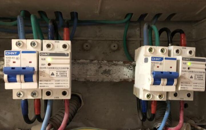 电表接反了会怎么样_电表接空开怎么接线