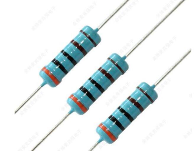 色环电阻有哪些颜色,分别代表什么?