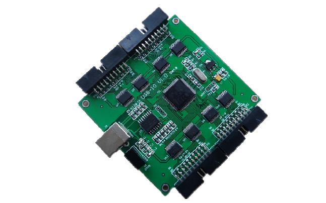 USB DAQ IO采集卡的使用说明书资料免费下载