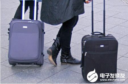 三菱推出AI手提箱 帮助视障人士更方便地旅行