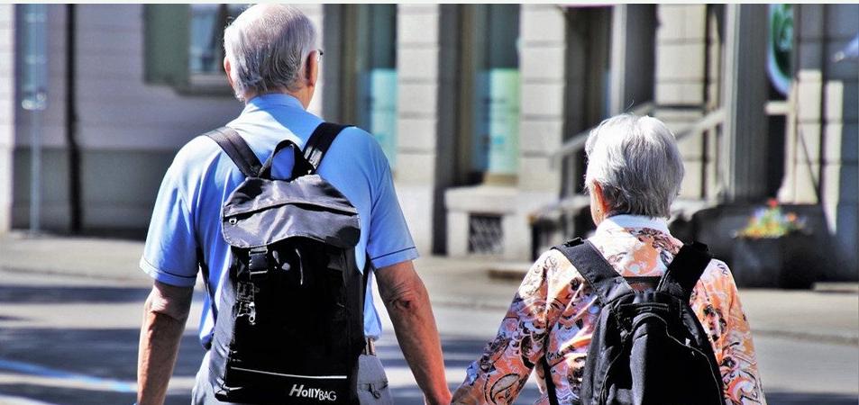 物联网如何应对老龄社会