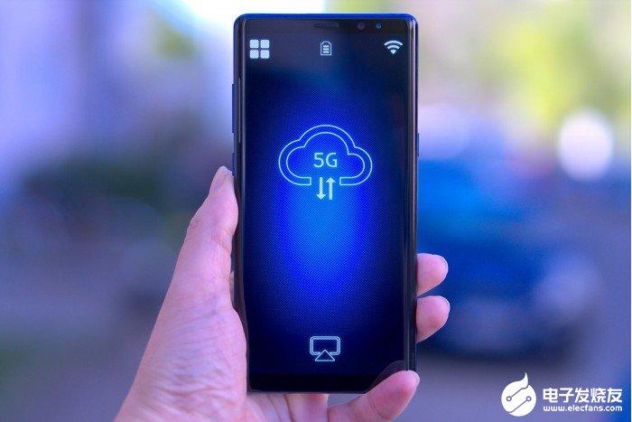 美国市场总销量5G手机占比低于1%