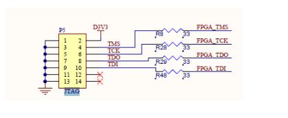 如何检查JTAG口的FPGA管脚是否被击穿?