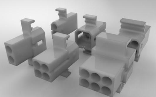 工業連接器的四類連接形式
