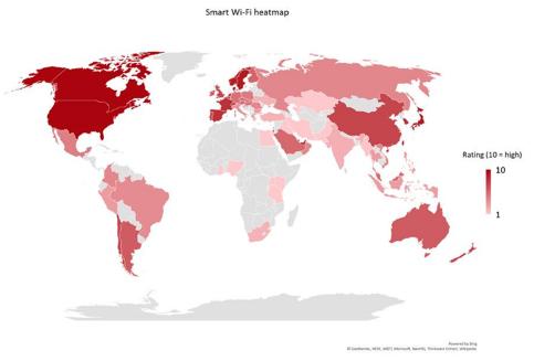 智能Wi-Fi平台正在改变智能家居市场的游戏规则