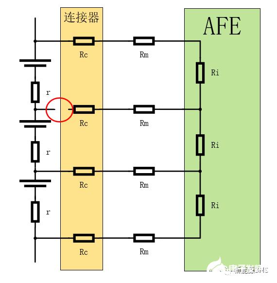 电池采样芯片为什么要检测采样线断线