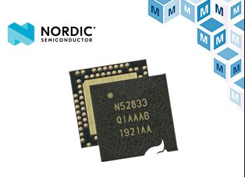 Nordic nRF52833澶氬崗璁甋oC寮€鍞?...