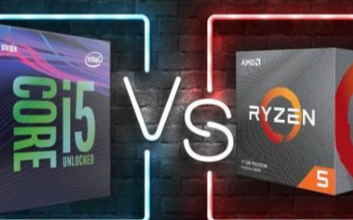 AMD和Intel谁的中端CPU更好,对比R5 ...