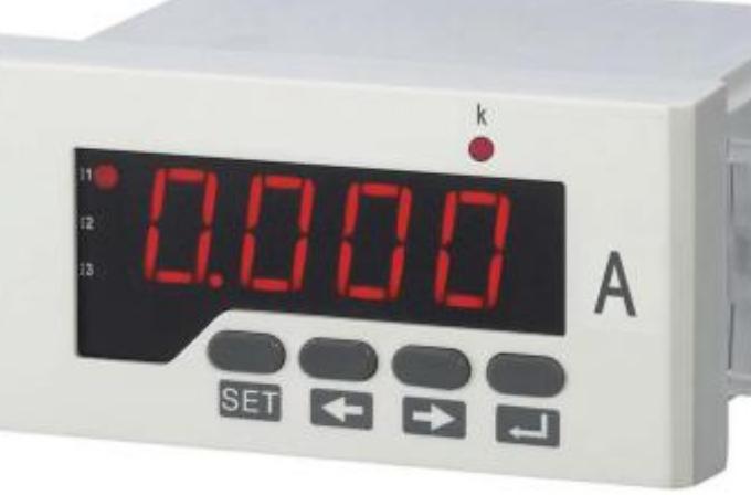 数显交流电流表的原理