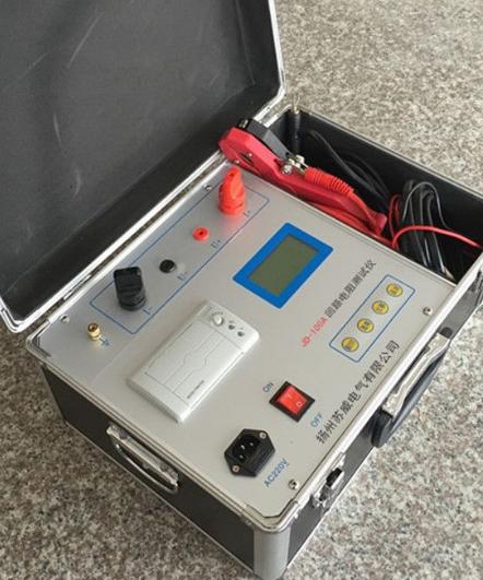 回路电阻测试仪的简介