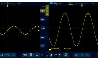 示波器的噪声来源 如何用示波器减小波形噪声