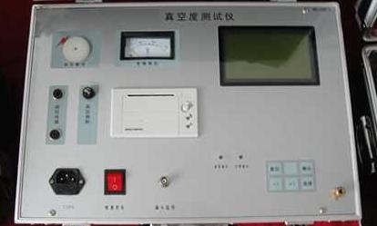 ZKY-2000真空度测试仪的操作说明