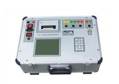 高压开关机械特性测试仪的使用注意事项