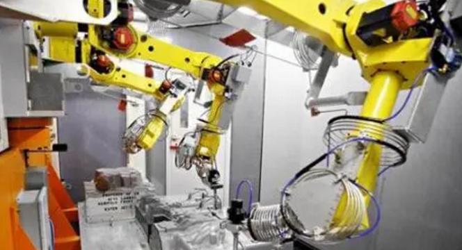 机器人市场下游订单持续增加 疫情加速机器替代人工