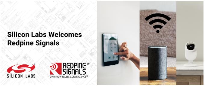 Silicon Labs收購Redpine Si...