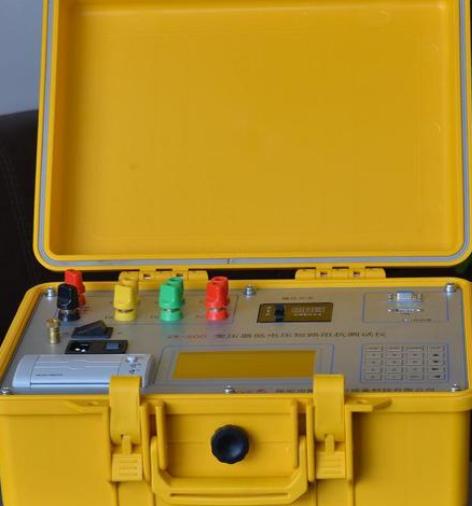 变压器低电压短路阻抗测试仪的正确使用方法及参数