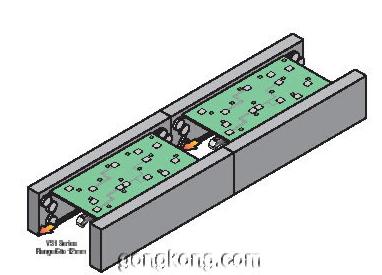 VS1聚焦式傳感器在PCB板上的應用解析