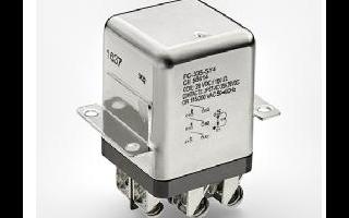 TE Connectivity推出新型CII FC-335系列繼電器 可提供強大的電源切換能力