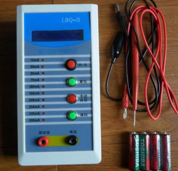漏电保护器测试仪的技术参数及测量方法