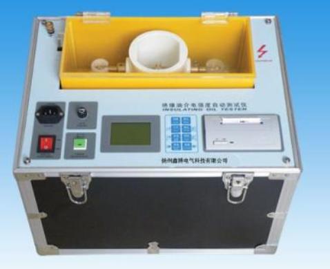 绝缘油介电强度测试仪的保养方法