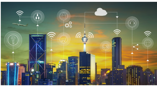 物联网在智慧城市中可以发挥什么用处