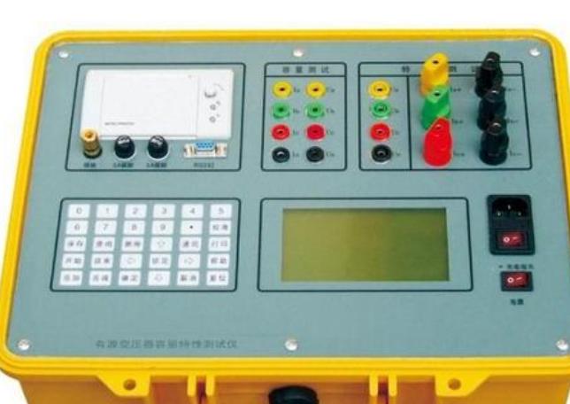 变压器综合特性测试仪的使用说明