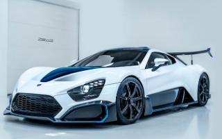 Zenvo发布最新TSR-S超级跑车,变速器通过...