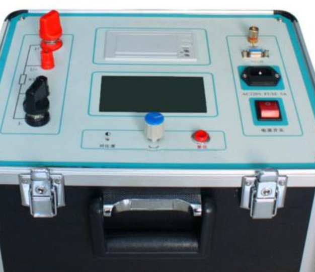 回路电阻测试仪的常见故障分析