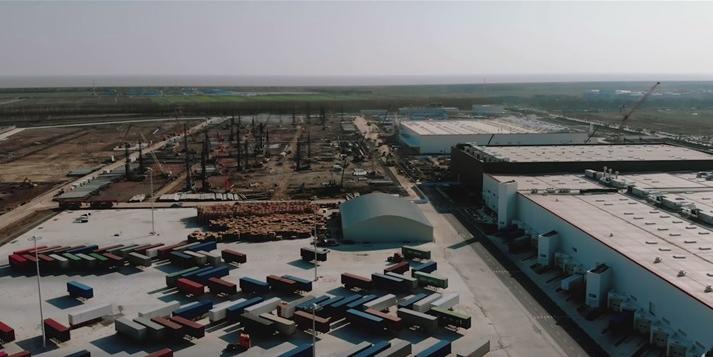 特斯拉上海工厂欲扩张,新建筑已做好基础了