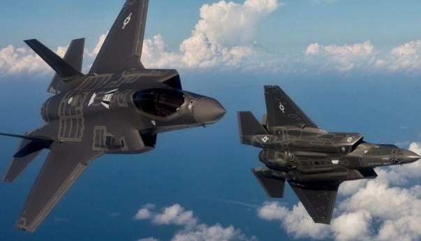 人工远程操控的无人机将会成为F-35战斗机的竞争...