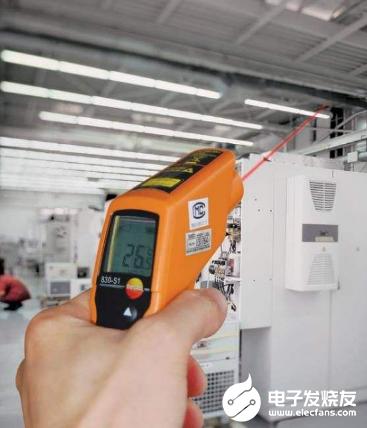 非接触式测温终端 能减少人与人的接触从而降低风险