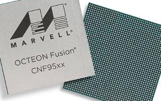 Marvell发布OCTEON Fusion处理器产品,满足5G移动网络的各种需求