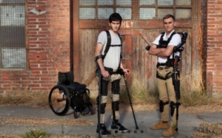 是SuitX工业外骨骼让领先科技触手可及,联动核心技术持续开疆拓土