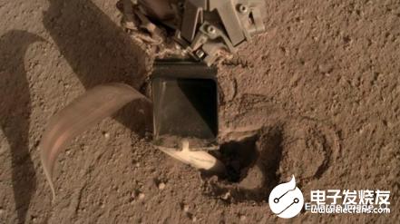 NASA利用機器人手臂 推動探頭'鼴鼠'的發展