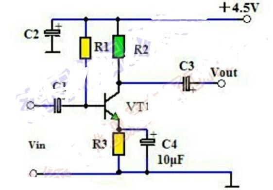 cd电容上面并联电阻的作用