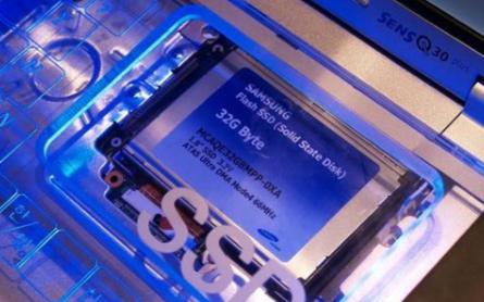 固态硬盘和机械硬盘哪个好,固态硬盘的工作原理