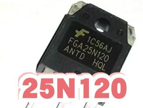 两只场效应管KW25N120E怎么做逆变器