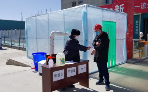 青海电网基建工程复工进程加快